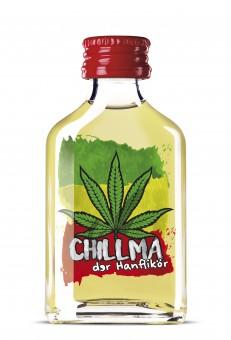 CHILLMA  0,02 L Glas