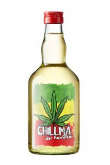 CHILLMA  0,5 L Glas