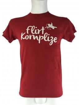"T-Shirt ""Flirtkomplize"""