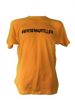"""T-Shirt """"Seriengriller"""""""