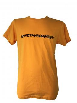 """T-Shirt """"Ganzjahresgriller"""""""