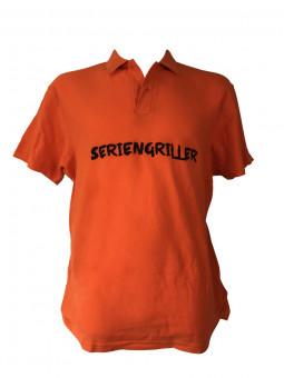 """Polo-Shirt """"Seriengriller"""""""