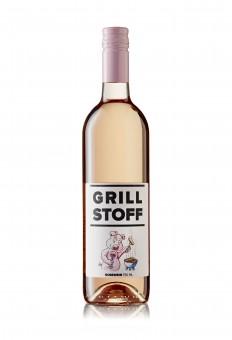 GRILLSTOFF Wein rose
